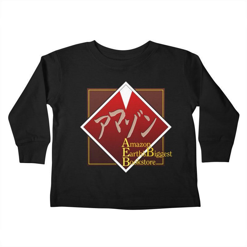 Shin-Ramazon Kids Toddler Longsleeve T-Shirt by FWMJ's Shop