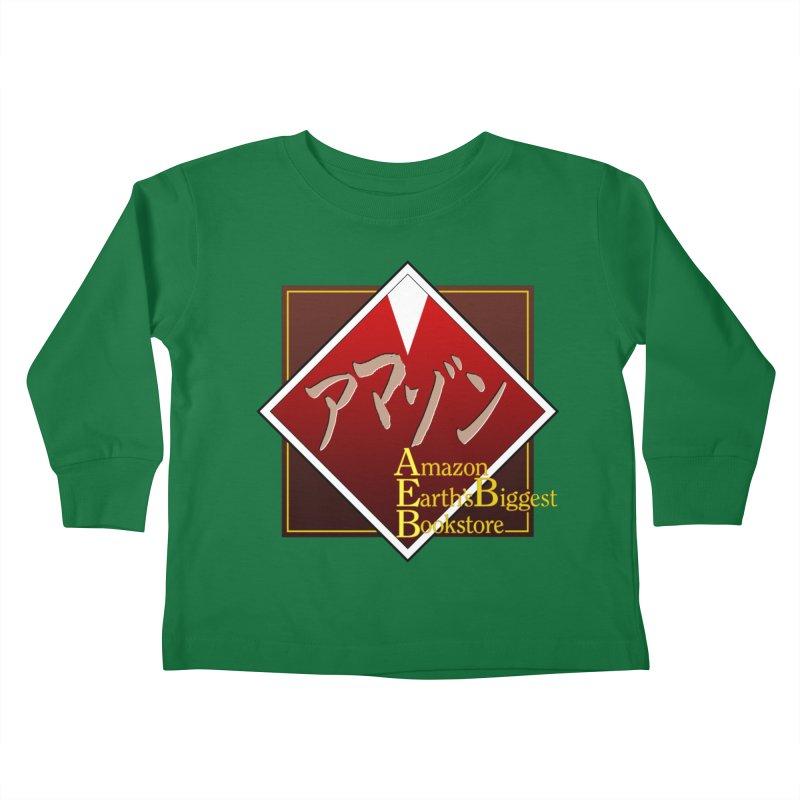 Shin-Ramazon Kids Toddler Longsleeve T-Shirt by FWMJ's Shop