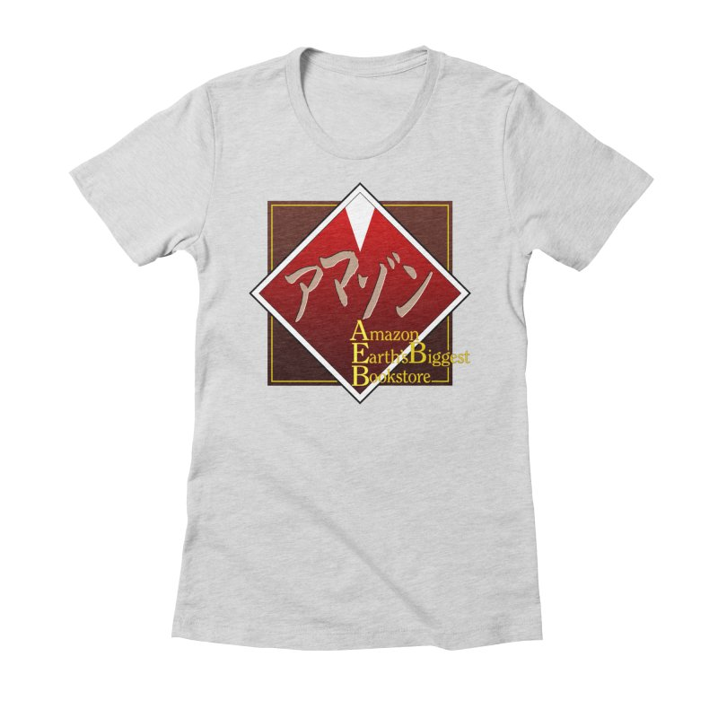 Shin-Ramazon Women's Fitted T-Shirt by FWMJ's Shop