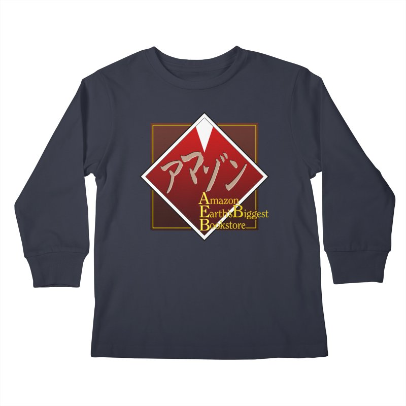 Shin-Ramazon Kids Longsleeve T-Shirt by FWMJ's Shop
