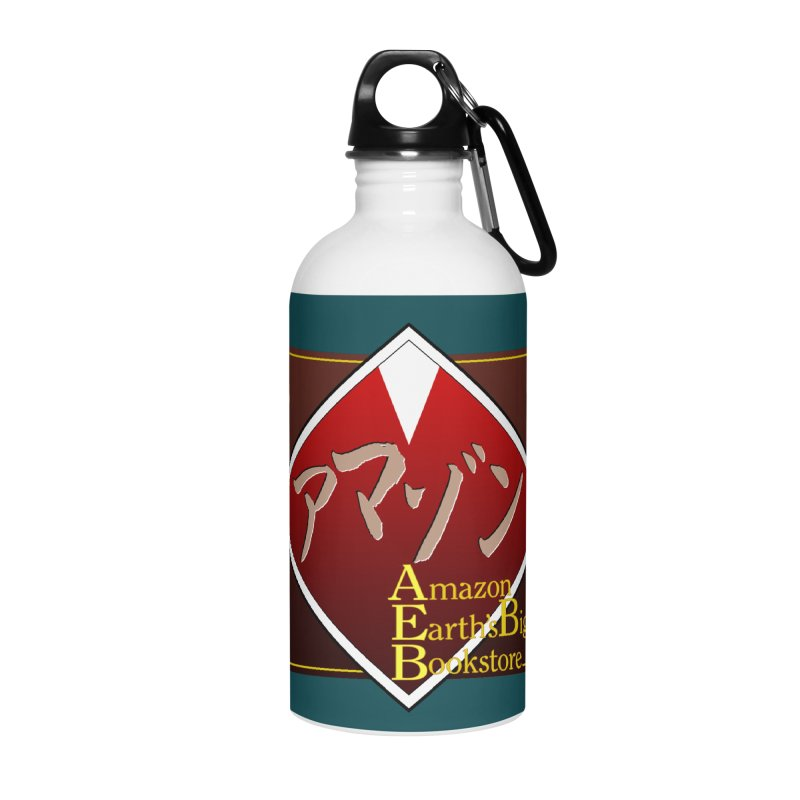 Shin-Ramazon Accessories Water Bottle by FWMJ's Shop