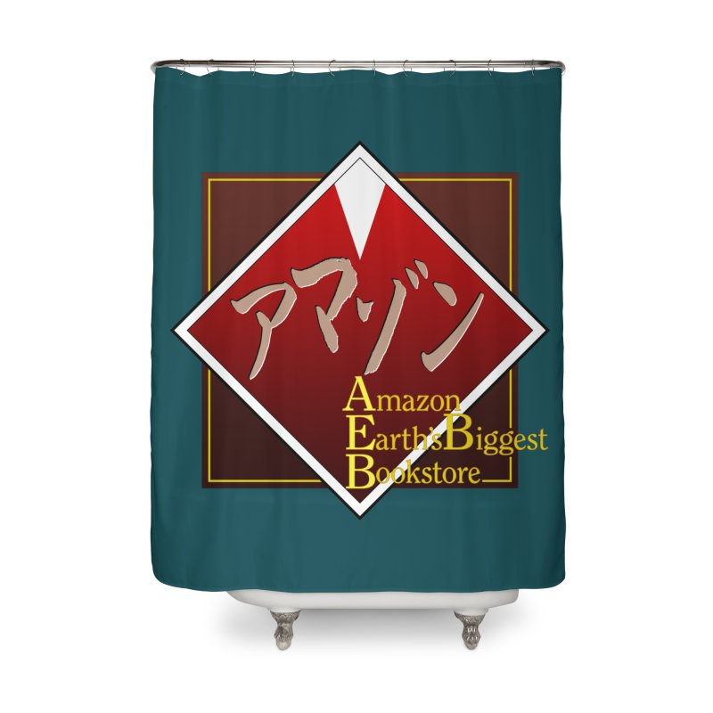 Shin-Ramazon Home Shower Curtain by FWMJ's Shop