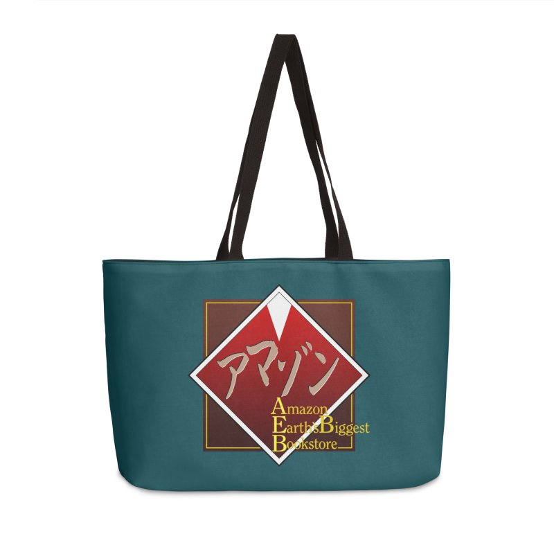 Shin-Ramazon Accessories Weekender Bag Bag by FWMJ's Shop
