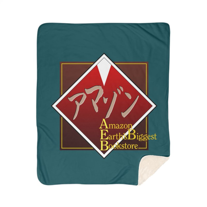Shin-Ramazon Home Sherpa Blanket Blanket by FWMJ's Shop
