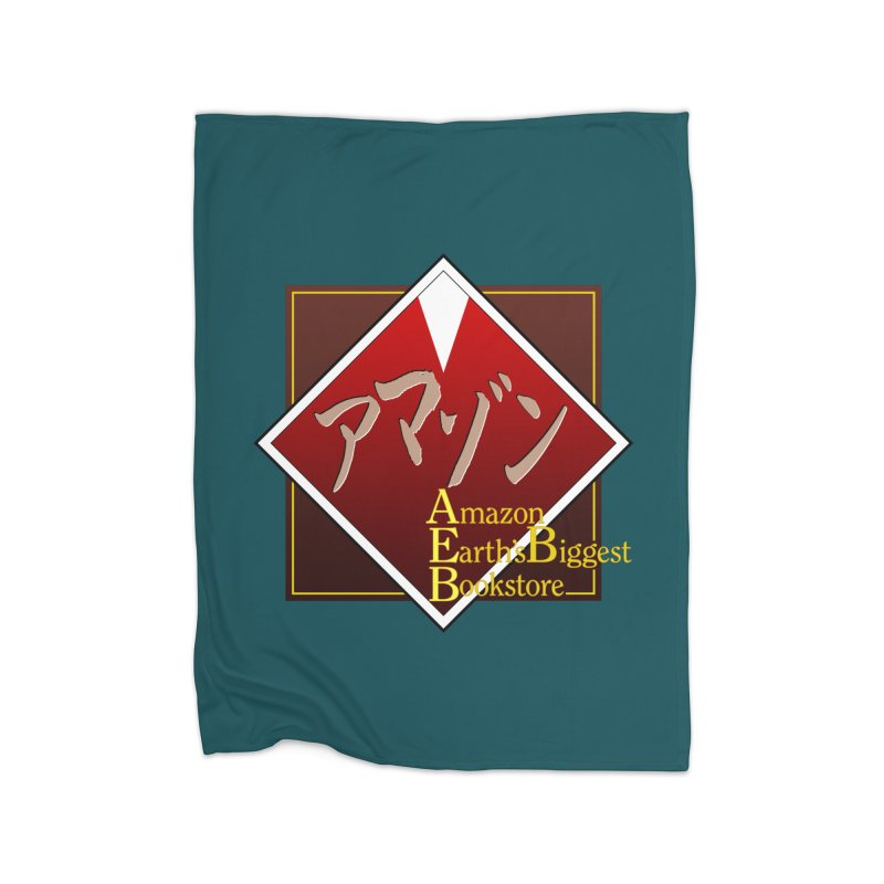 Shin-Ramazon Home Fleece Blanket Blanket by FWMJ's Shop