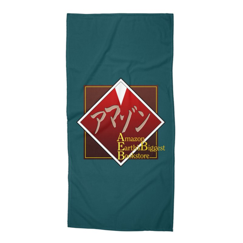 Shin-Ramazon Accessories Beach Towel by FWMJ's Shop