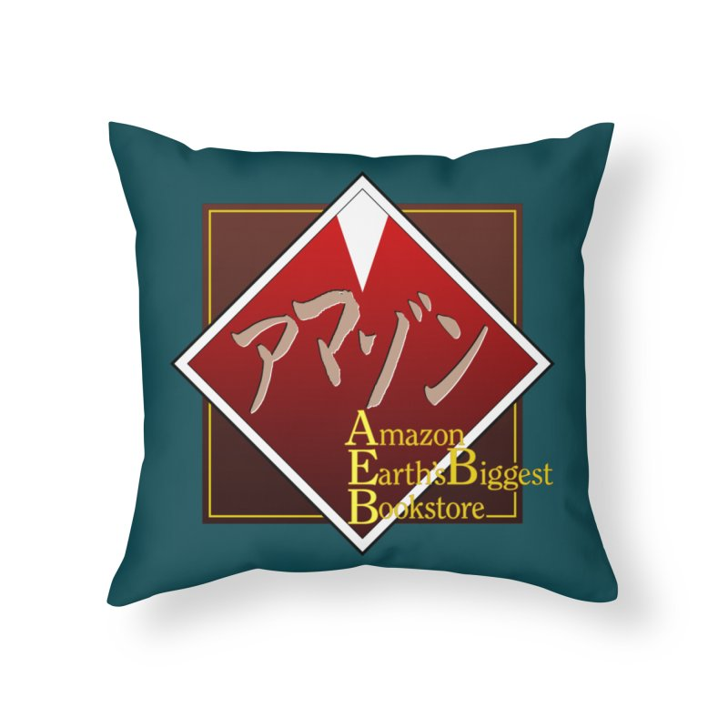 Shin-Ramazon Home Throw Pillow by FWMJ's Shop