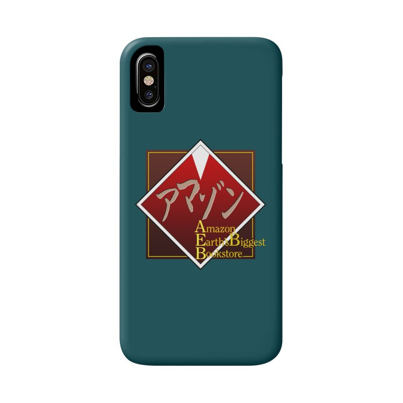 Shin-Ramazon Accessories Phone Case by FWMJ's Shop