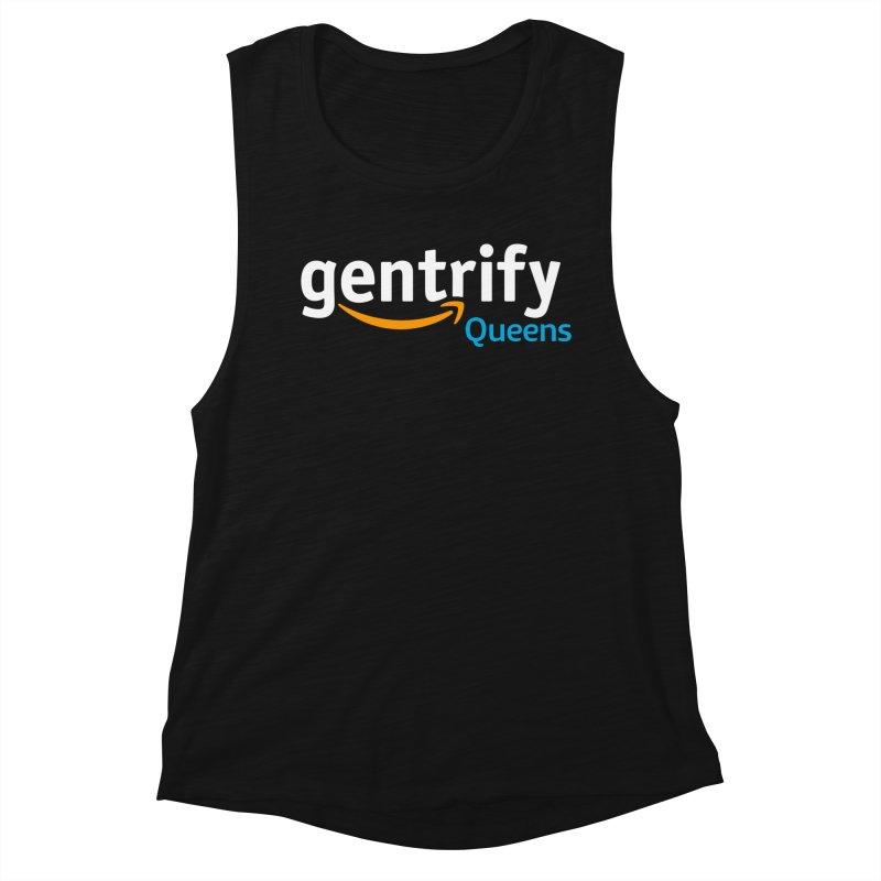 Gentrify Women's Muscle Tank by FWMJ's Shop