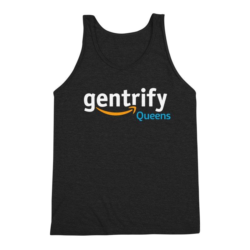 Gentrify Men's Tank by FWMJ's Shop