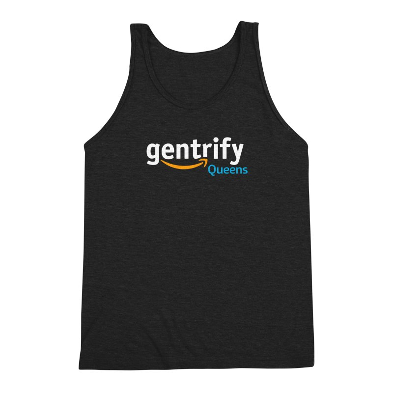 Gentrify Men's Triblend Tank by FWMJ's Shop