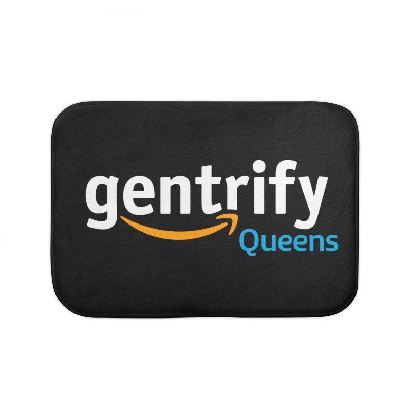 Gentrify Home Bath Mat by FWMJ's Shop