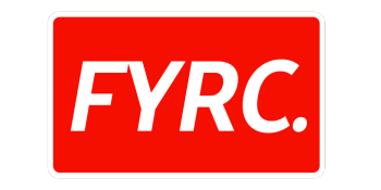 FYRC. Official Merchandise Logo