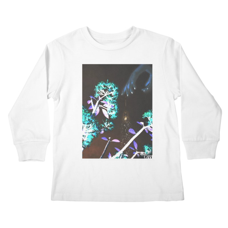 Synapse Kids Longsleeve T-Shirt by GABB DESIGN