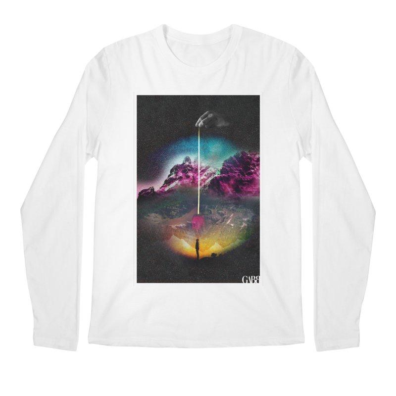 Paracosmic Abduction Men's Longsleeve T-Shirt by GABB DESIGN