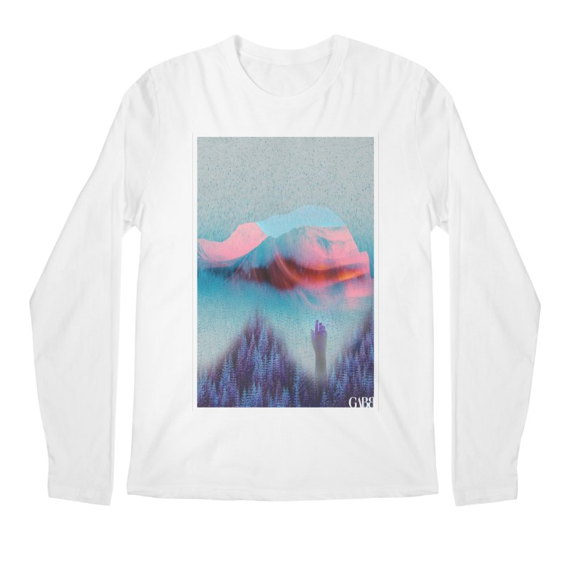 Laws of Attraction Men's Longsleeve T-Shirt by GABB DESIGN