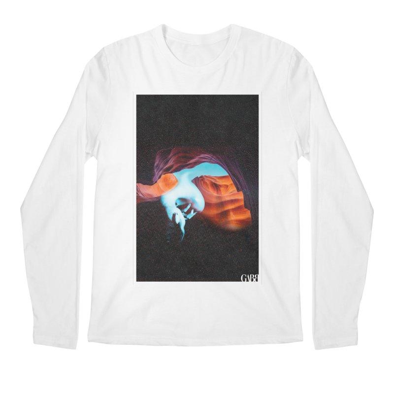 Canyon Kiss Men's Longsleeve T-Shirt by GABB DESIGN