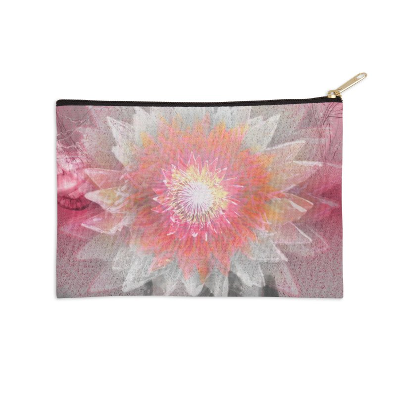 Tentacles of Desire Accessories Zip Pouch by GABB DESIGN