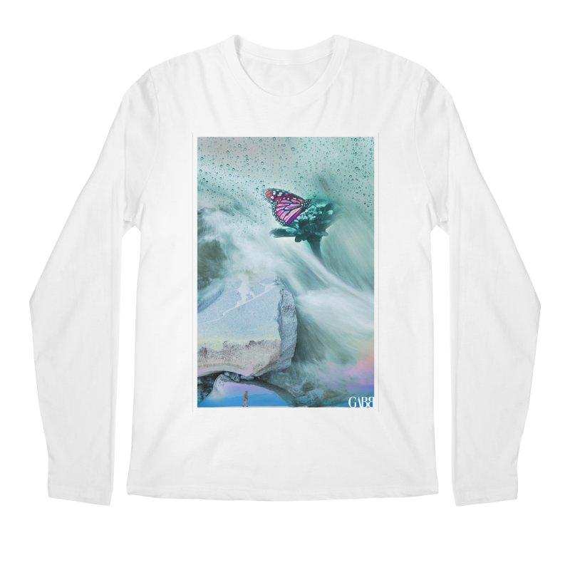 Sea of Eros Men's Longsleeve T-Shirt by GABB DESIGN