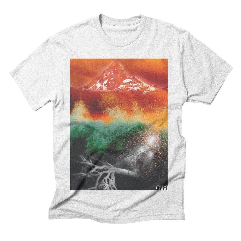 Aesop Men's Triblend T-shirt by GABB DESIGN