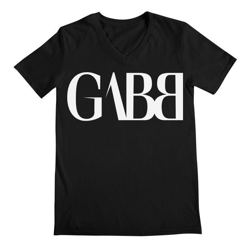 GABB Men's V-Neck by GABB DESIGN