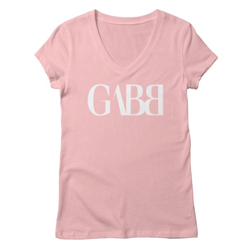 GABB Women's V-Neck by GABB DESIGN