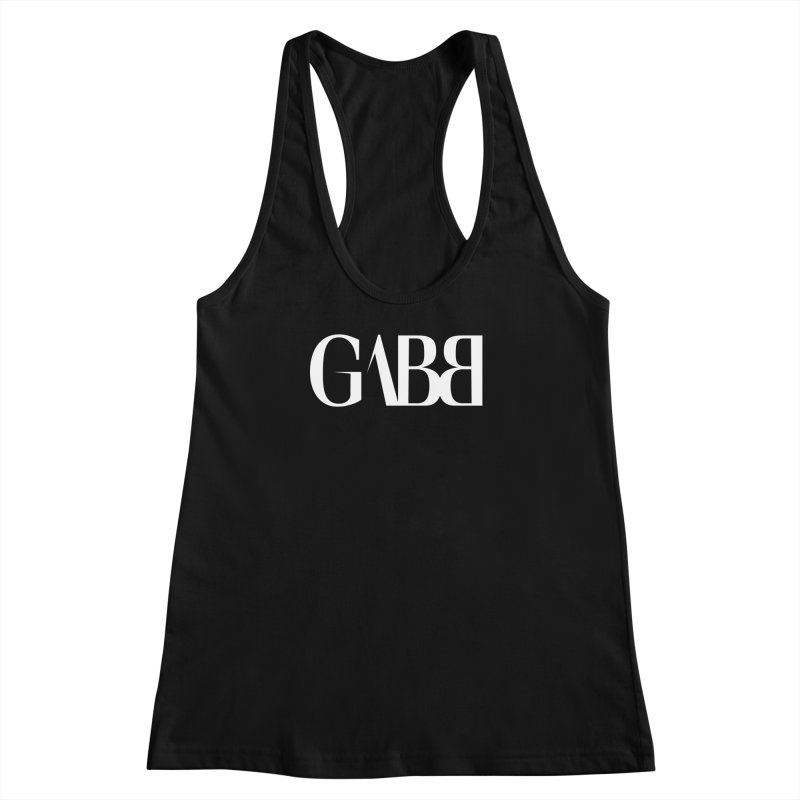 GABB Women's Racerback Tank by GABB DESIGN