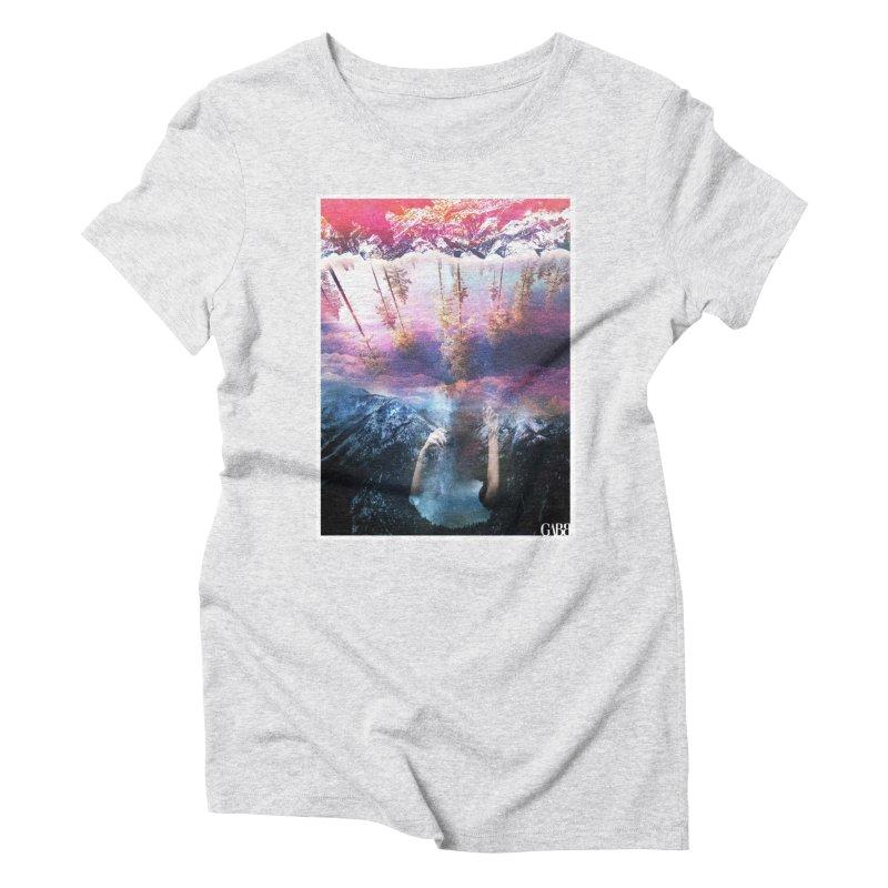 Myrkviðr Women's Triblend T-shirt by GABB DESIGN