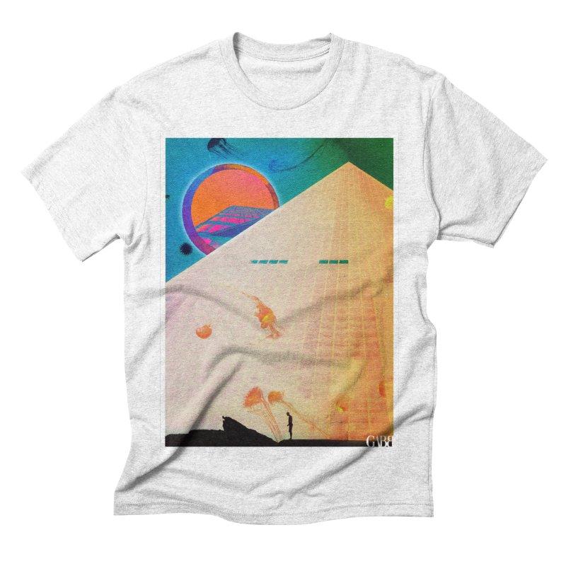 Heracleion Men's Triblend T-shirt by GABB DESIGN