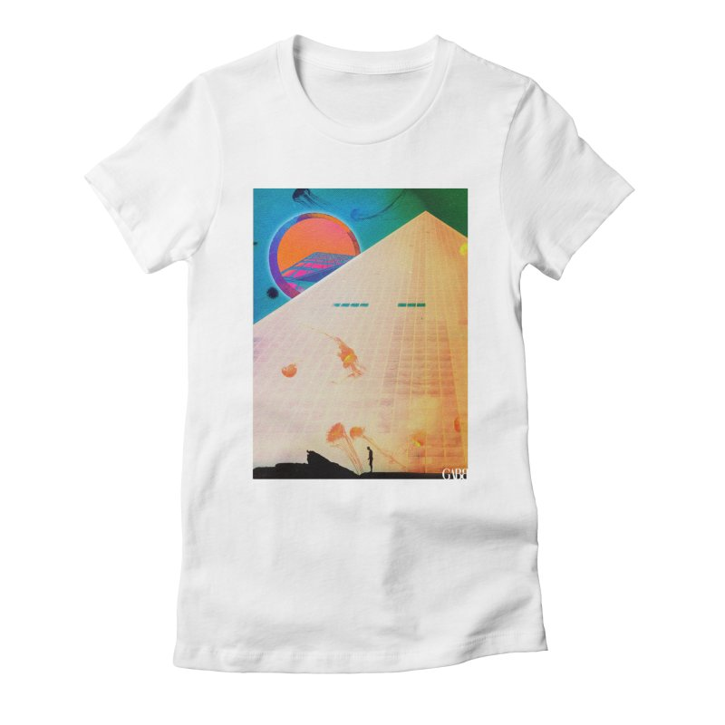 Heracleion Women's Fitted T-Shirt by GABB DESIGN