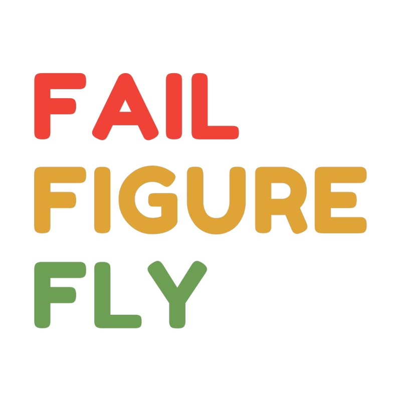 FAIL FIGURE FLY Kids T-Shirt by Gabbyrags