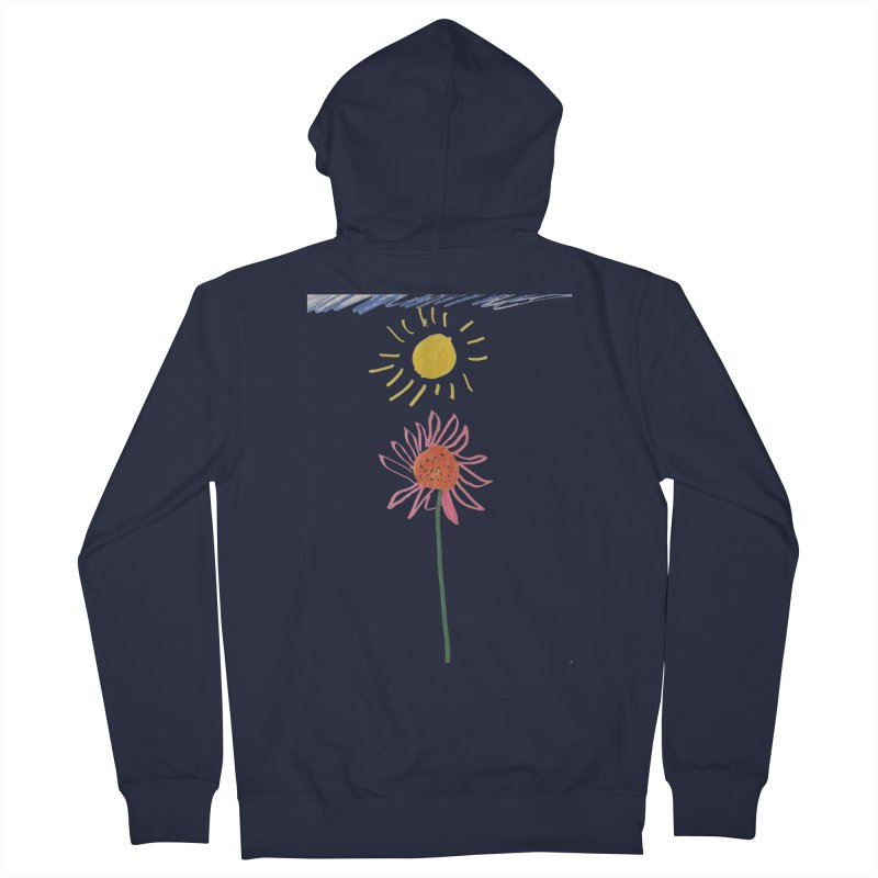 Tays - Reach For The Sky Women's Zip-Up Hoody by Gabe and Taytay Artist Shop