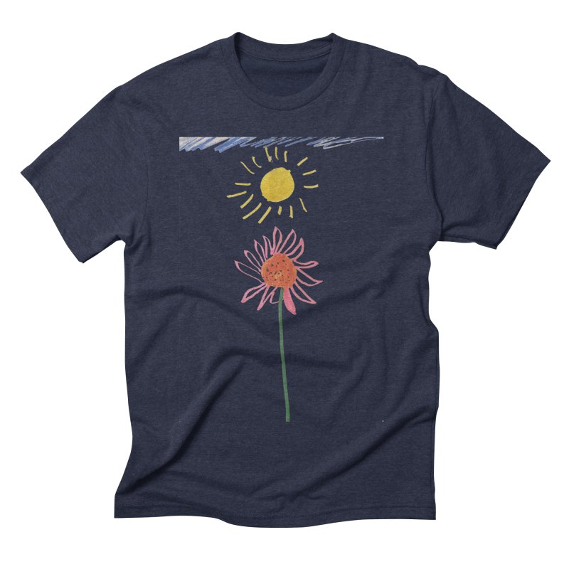 Tays - Reach For The Sky Men's Triblend T-shirt by Gabe and Taytay Artist Shop