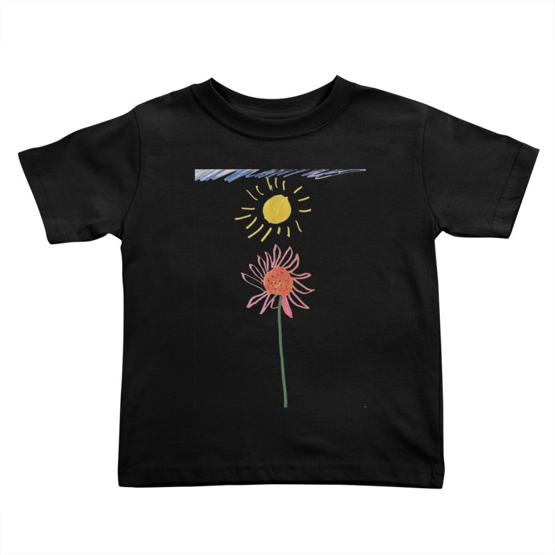 Tays - Reach For The Sky Kids Toddler T-Shirt by Gabe and Taytay Artist Shop