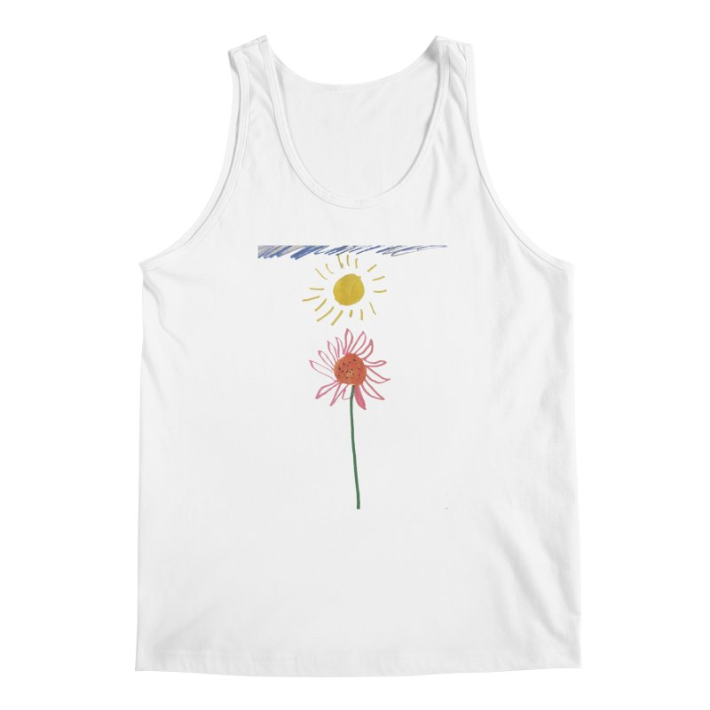 Tays - Reach For The Sky Men's Regular Tank by Gabe and Taytay Artist Shop