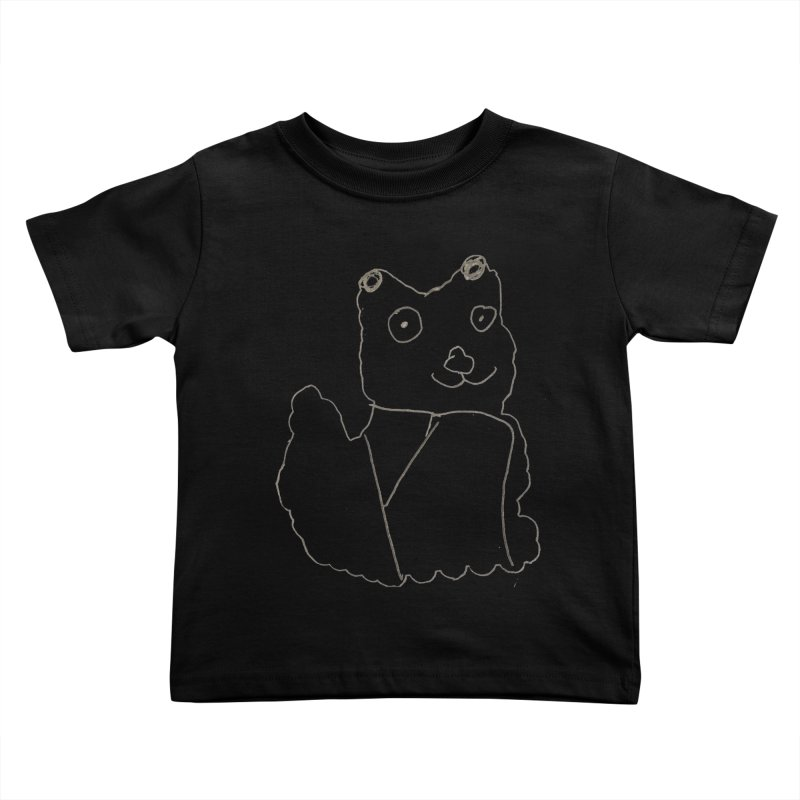 Cloud Gazing Kids Toddler T-Shirt by Gabe and Taytay Artist Shop