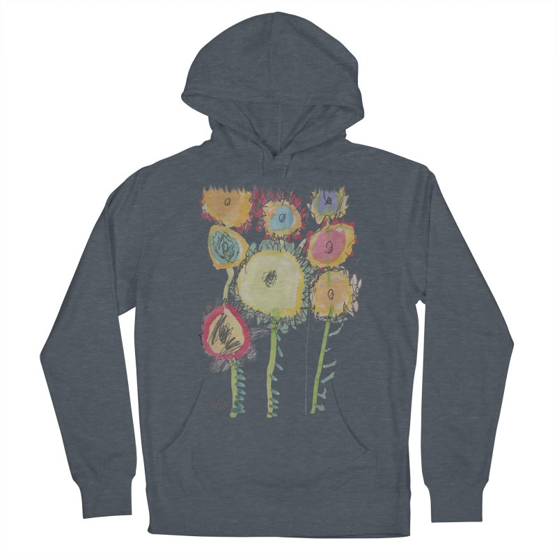 Bouquet of Fleurs Women's Pullover Hoody by Gabe and Taytay Artist Shop