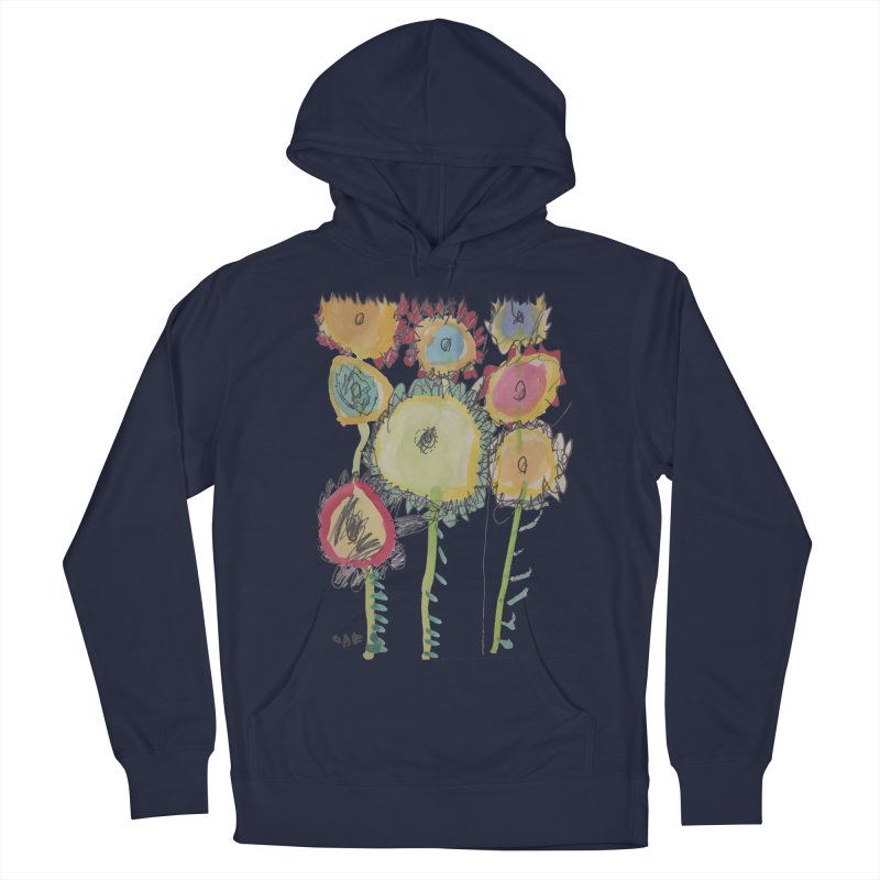 Bouquet of Fleurs Men's Pullover Hoody by Gabe and Taytay Artist Shop