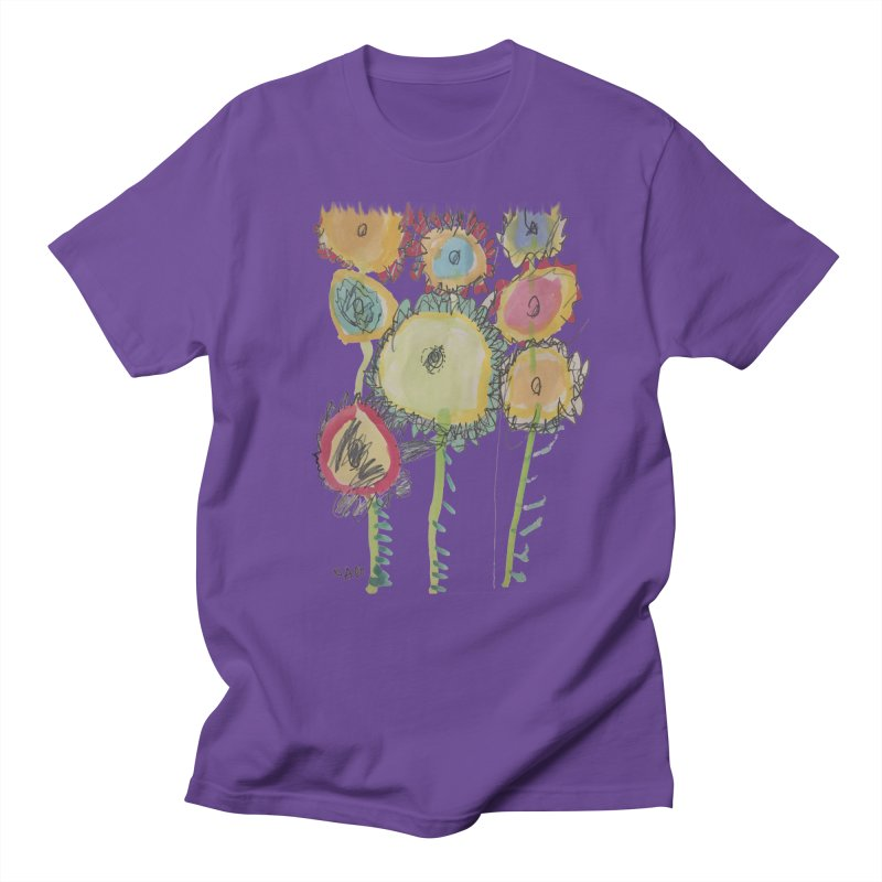 Bouquet of Fleurs Men's T-shirt by Gabe and Taytay Artist Shop