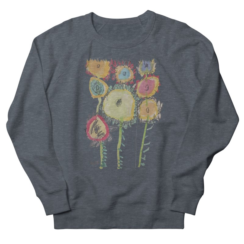 Bouquet of Fleurs Women's Sweatshirt by Gabe and Taytay Artist Shop