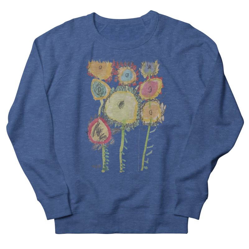 Bouquet of Fleurs Men's Sweatshirt by Gabe and Taytay Artist Shop