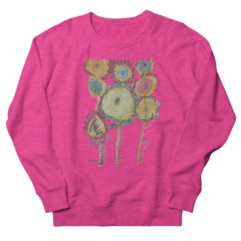 Bouquet of Fleurs Men's Sweatshirt by Gabe and Taytay Artist Shop