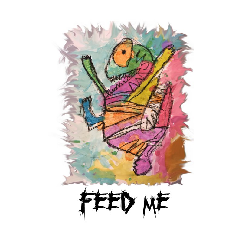 Feed Me Monster by Gabe and Taytay Artist Shop