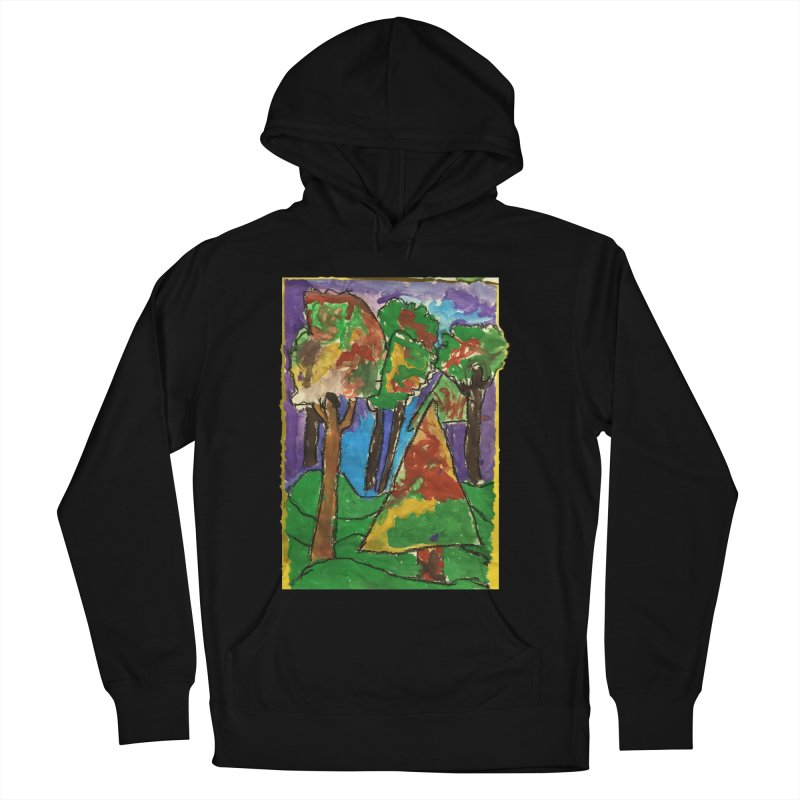 The Forrest - by gabe Men's Pullover Hoody by Gabe and Taytay Artist Shop