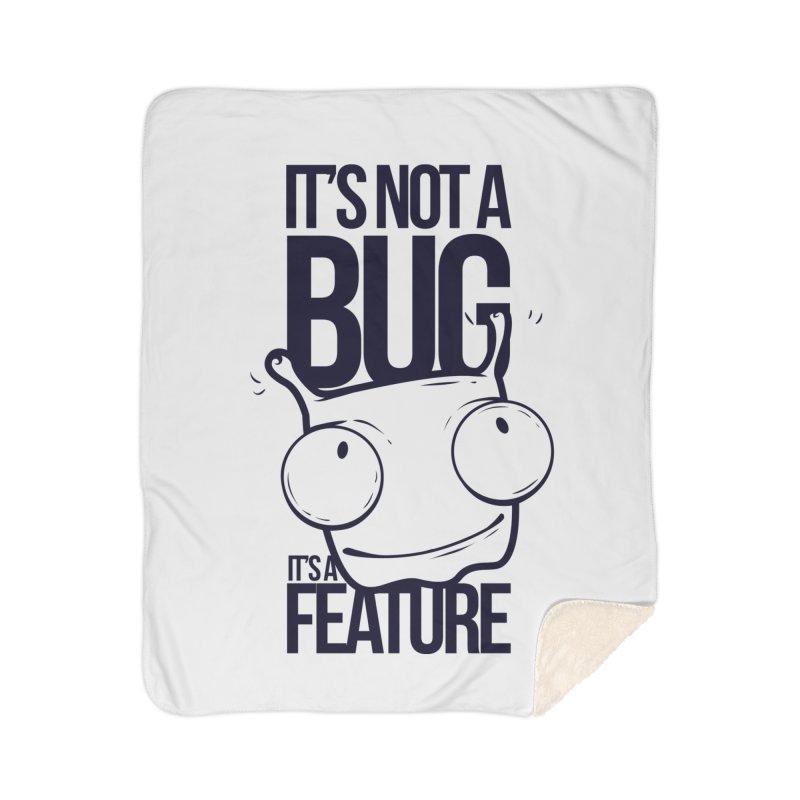 Bug Home Blanket by Gab Fernando's Artist Shop