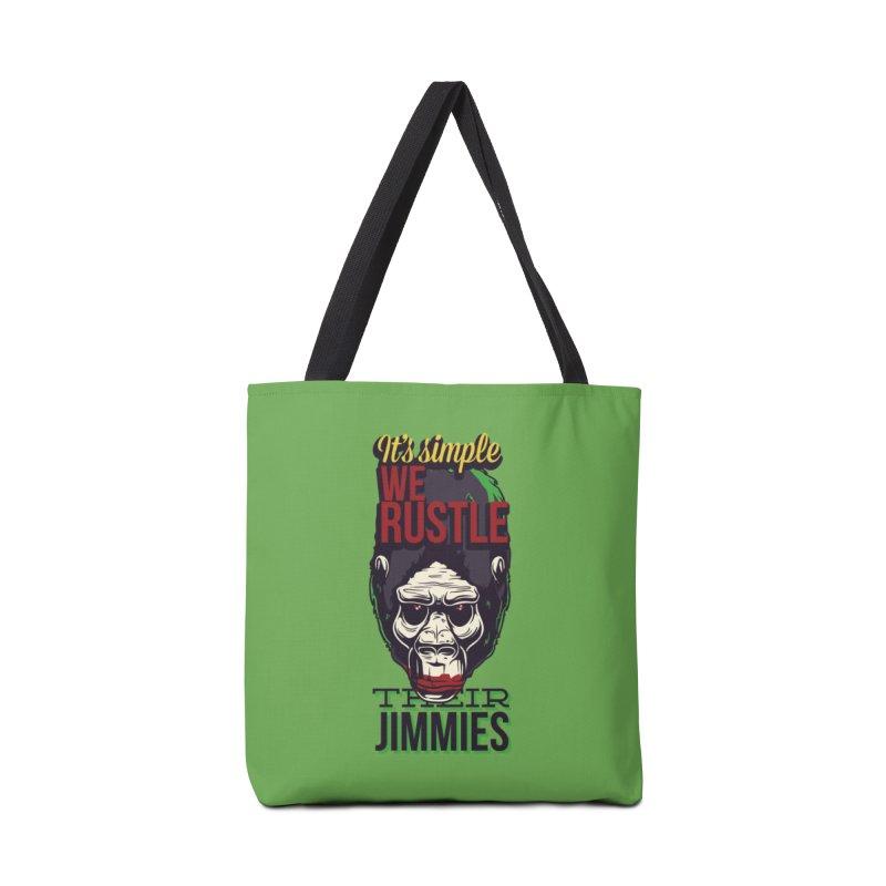 Jimmies Accessories Bag by Gab Fernando's Artist Shop
