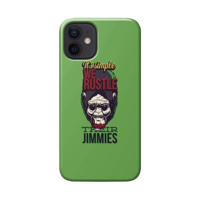 Jimmies Accessories Phone Case by Gab Fernando's Artist Shop