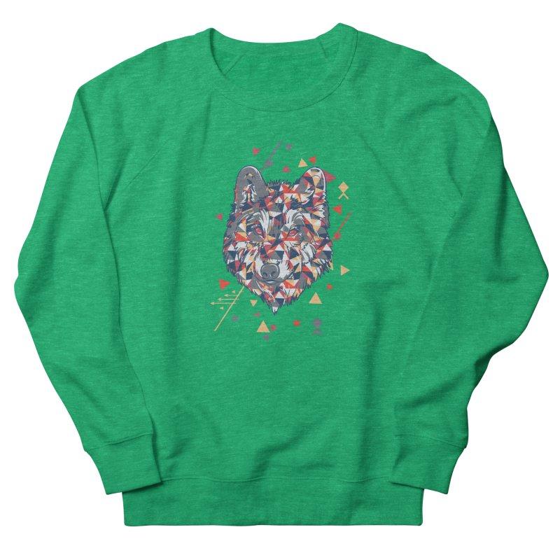 wolf pack Women's Sweatshirt by Gab Fernando's Artist Shop