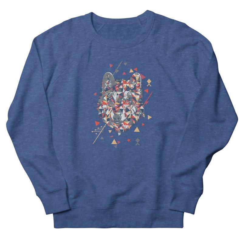 wolf pack Men's Sweatshirt by Gab Fernando's Artist Shop