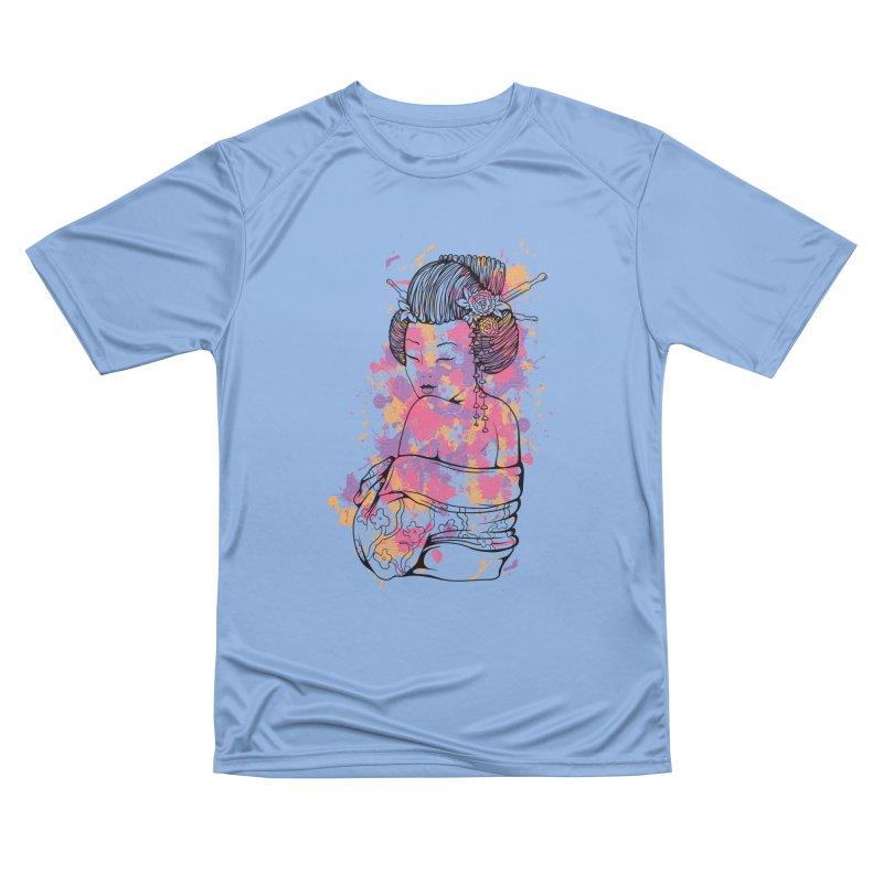 Geisha Women's T-Shirt by Gab Fernando's Artist Shop